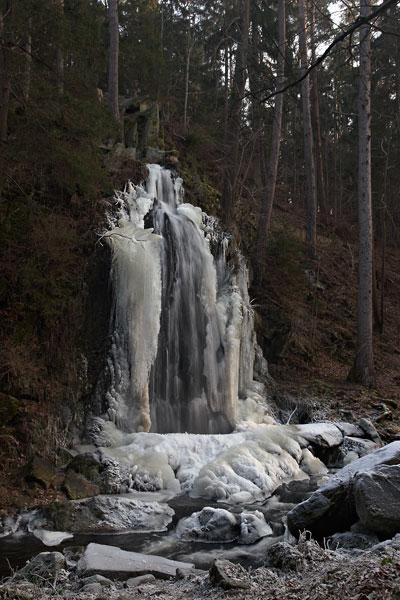 Theresa's Waterfall