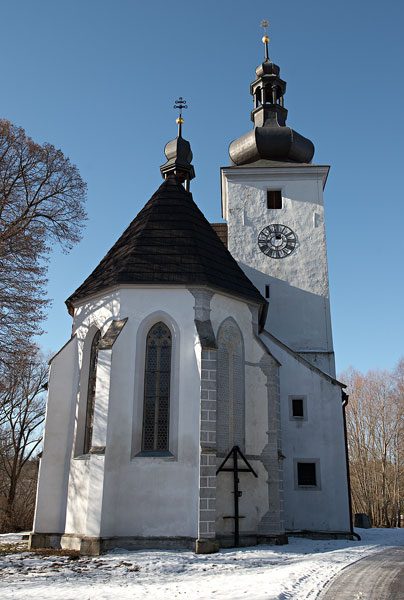 Church at Cetviny