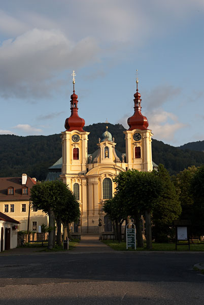 Church in Hejnice