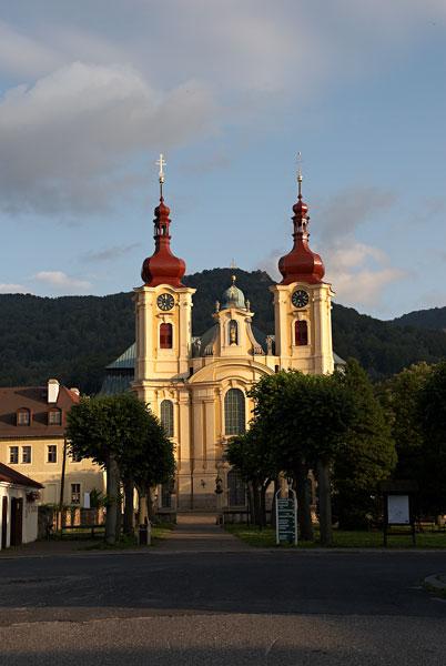 Church in Hejnice