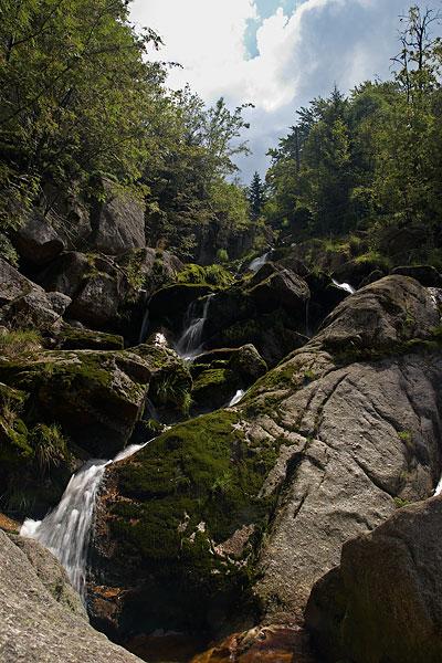 Big Štolpich Waterfall